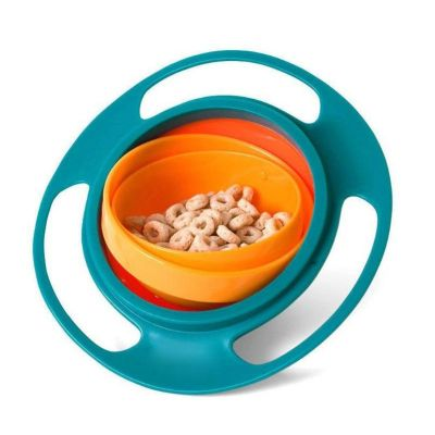 Set 2 Castroane Baby Gyro Bowl anti-rasturnare