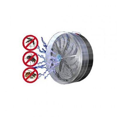 Aparat solar BuzKill impotriva insectelor