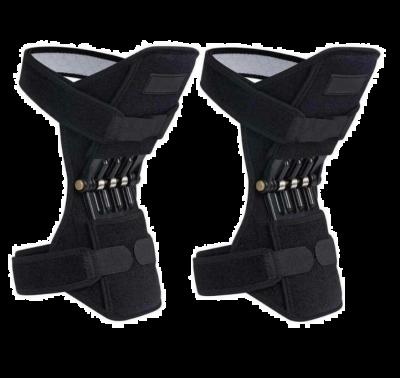 Orteza de genunchi mobila, 2 bucati, curele ajustabile