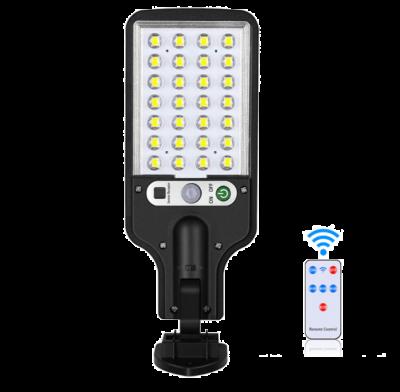 Lampa cu panou solar, senzor de miscare, JY-616-1