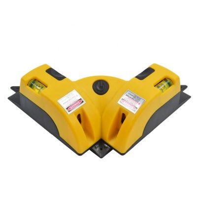Nivela cu laser pentru colturi si unghi 90 de grade, LV-01
