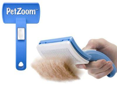 Perie pentru blana animale Pet Zoom