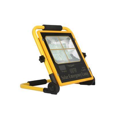 Proiector solar cu suport reglabil, 100 W