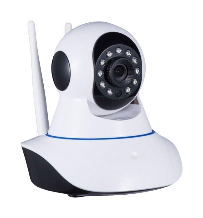 Camera de supaveghere IP Wireless Live Robot cu rotire 355 grade