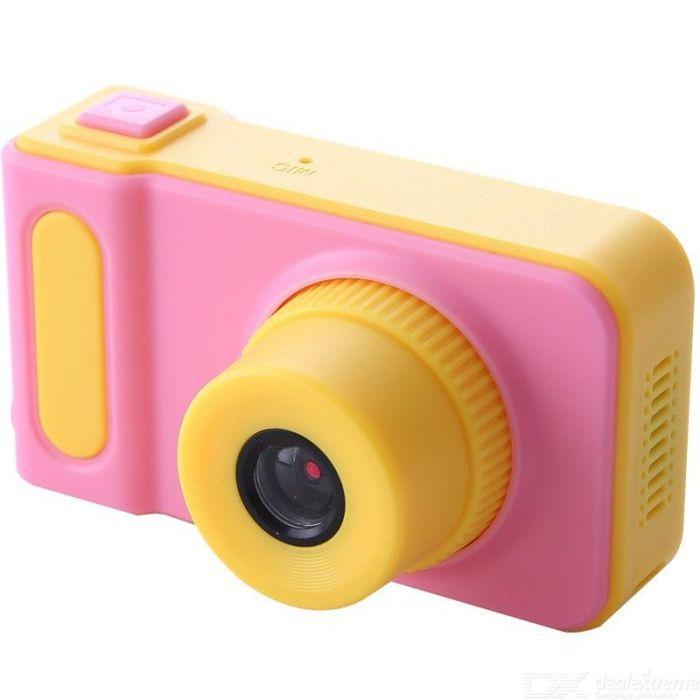 Camera foto-video portabila pentru copii