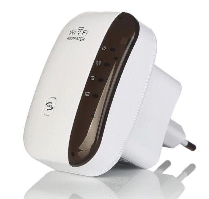 Amplificator de semnal Wireless WPS N WiFi Repeater