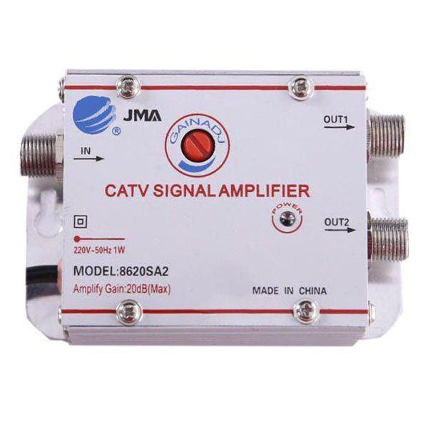 Amplificator de semnal TV cu 2 iesiri