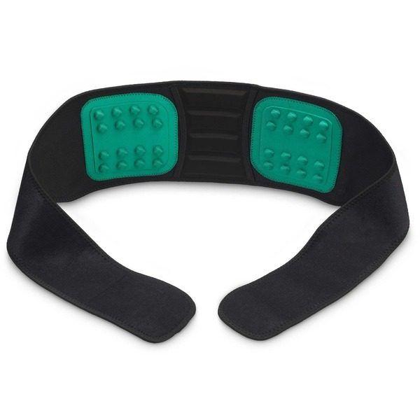 Centura lombara cu masaj pentru suport lombar si stimularea circulatiei
