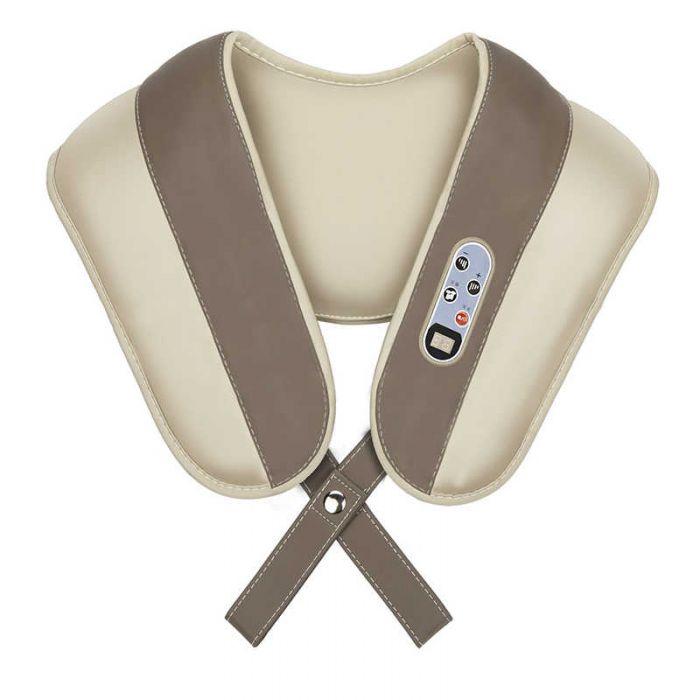 Centura cu telecomanda pentru masaj Cervical Massage Shawls