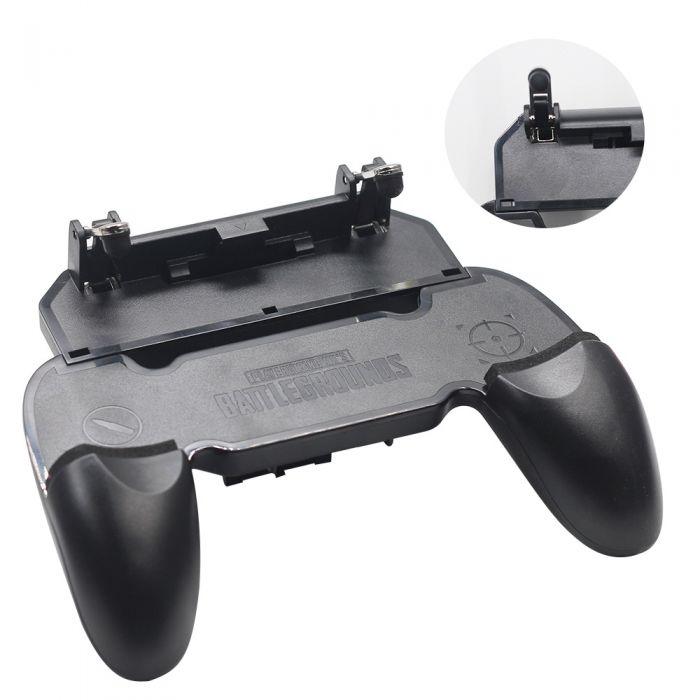 Controller gaming wireless cu suport pentru telefon, W10