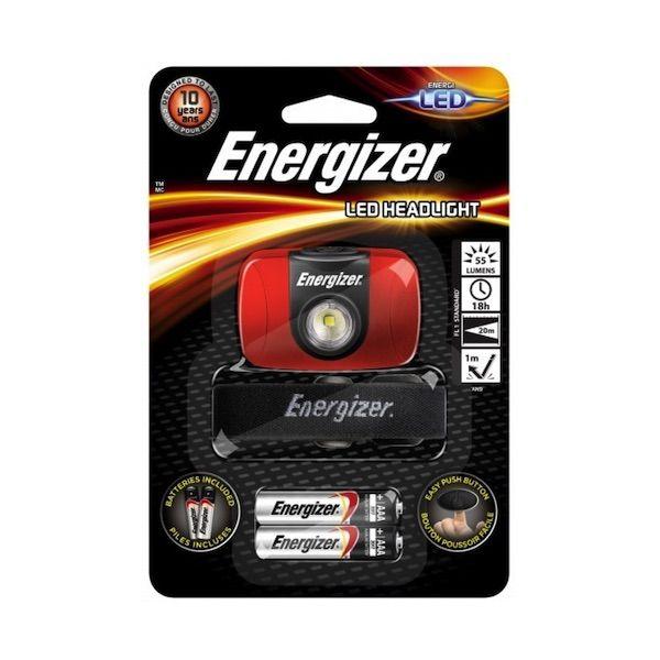 Lanterna cap Energizer 55 lumeni