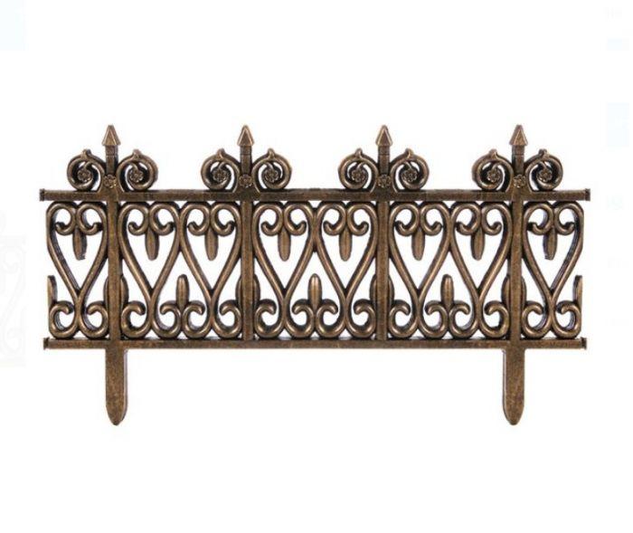 Gard decorativ Garden Fence, set 5 bucati
