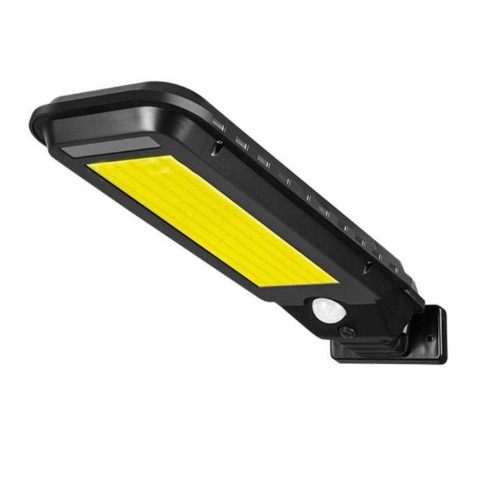 Lampa Solara reglabila cu panou solar, senzor de miscare, 100 LED