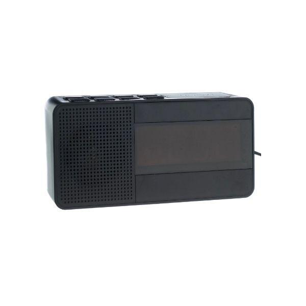 Radio Ceas Digital cu Alarma, Functie Sleep, Snooze, AM, FM