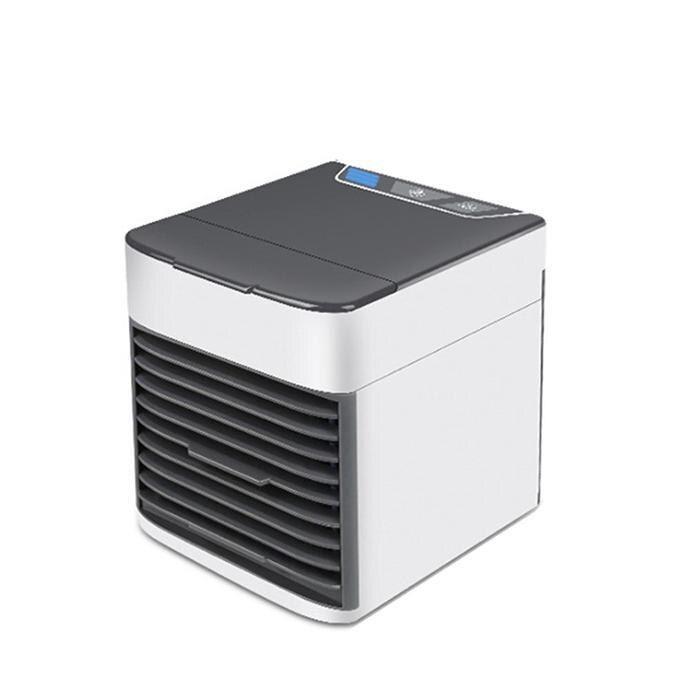 Mini aparat de racit aerul cu umidificator si conexiune USB, lumina LED