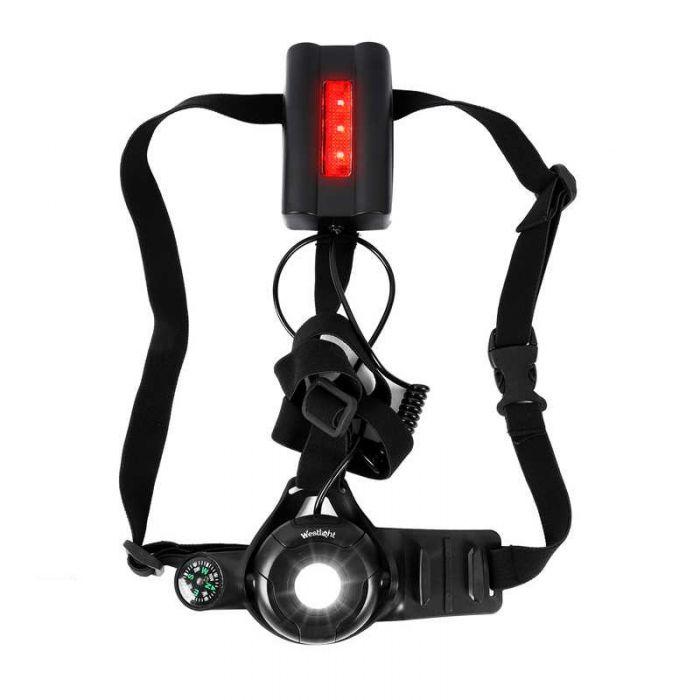 Lanterna LED Jogging 180 Lumeni