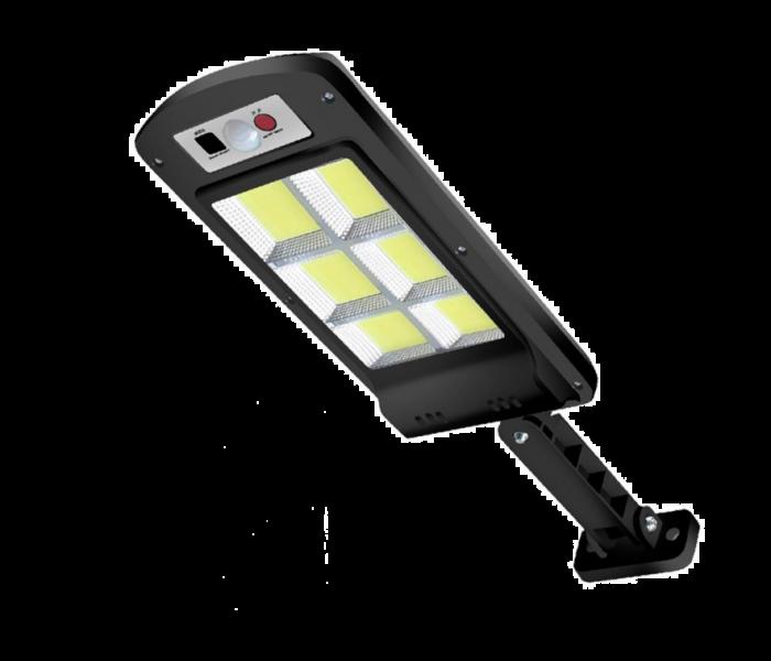 Lampa solara stradala, cu senzor de miscare, HS-8013(COB), 150 SMD
