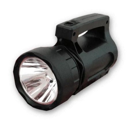 Lanterna portabila reincarcabila SS5928 cu 1 LED frontal si 18 LED lateral