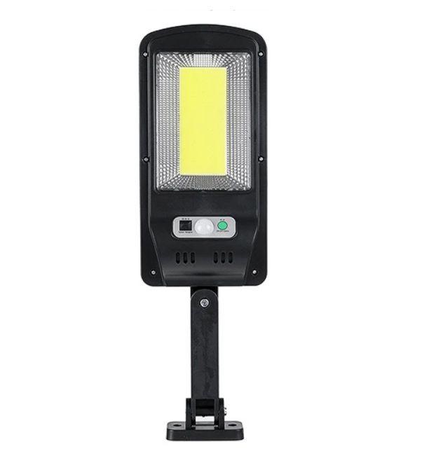 Lampa Solara reglabila cu panou solar, senzor de miscare, 95 LED