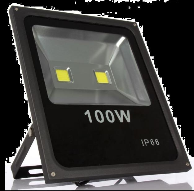 Proiector slim LED 100W, IP66
