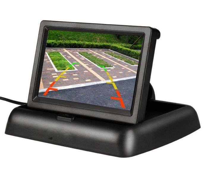 Monitor pliabil TFT LCD pentru camera marsarier
