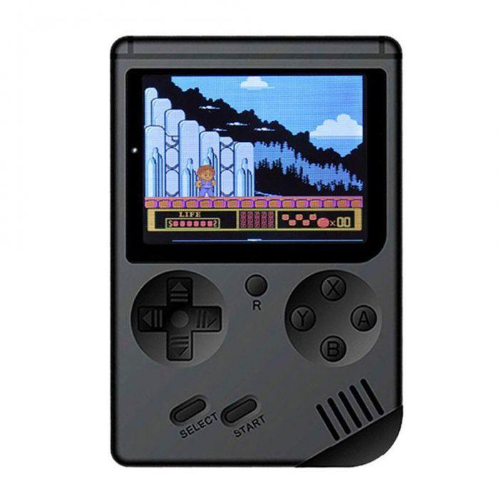 Consola de Jocuri Retro - Portabila cu 400 de jocuri video