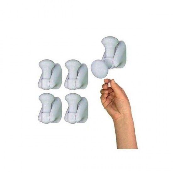 Set 8 mini becuri LED Handy Bulb, fara fir, portabile