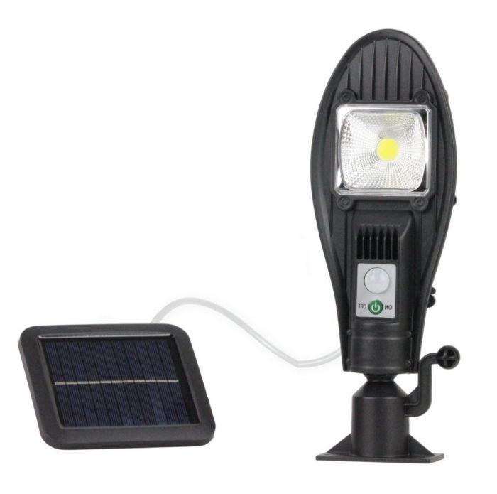 Lampa Solara Stradala 100W cu Panou Solar