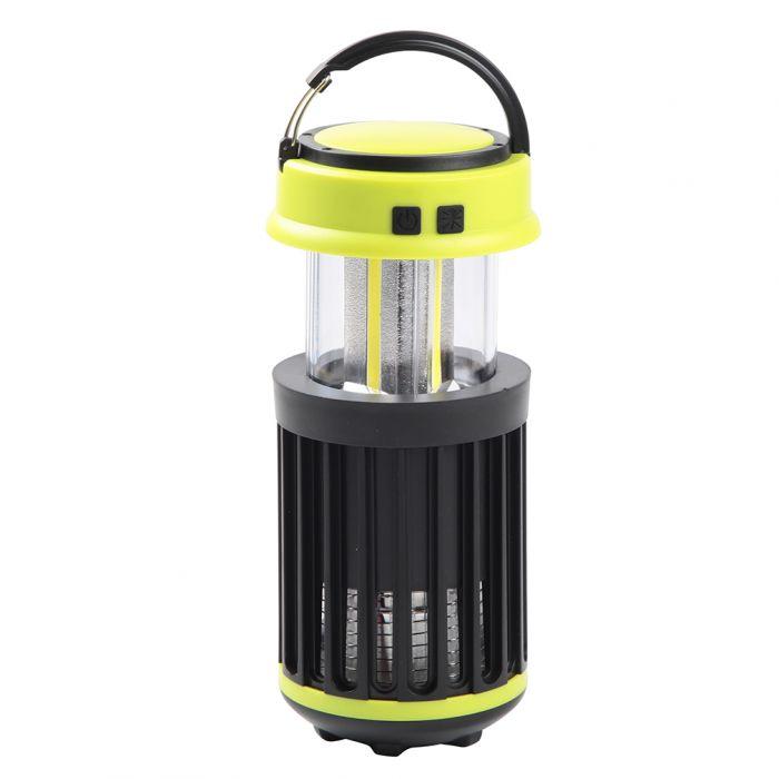 Lampa UV  Solara, portabila anti insecte, 3 in 1