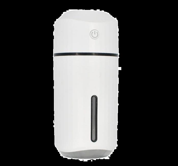 Umidificator cu  Lampa LED si difuzor arome, 320ml, oprire automata